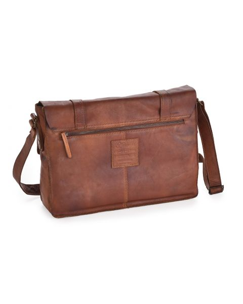 Shoreditch Leather Satchel Leather Bags