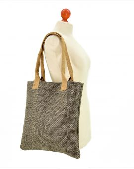 Tweedmill Cotswold Shopper Bag - Smoke