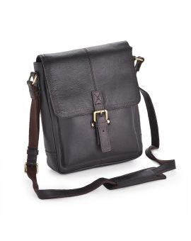 Westminster A4 Leather Messenger Bag