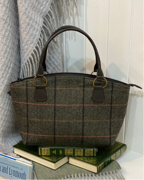 Tweed Tote Bag Accessories