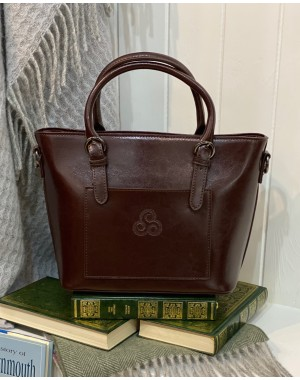Aran Woollen Mills Leather Handbag Accessories