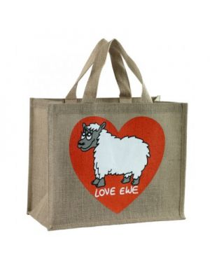 Love Ewe Sheep Shopping Bag Bags
