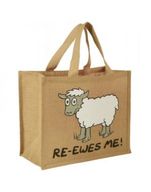 Re Ewes Me Sheep Shopping Bag Bags