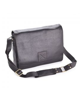 Westminster Leather Messenger Bag - Pedro Leather Bags