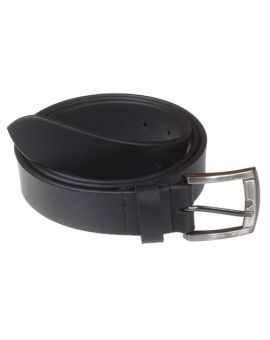 Charles Smith 35mm Black Leather Belt Belts