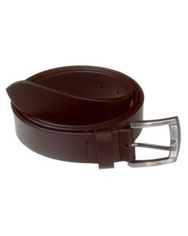 Charles Smith 35mm Brown Leather Belt Belts