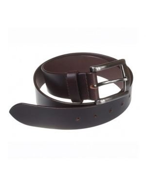 Charles Smith 40mm Brown Leather Belt Belts