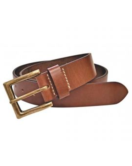 Charles Smith 40mm Tan Leather Belt Belts