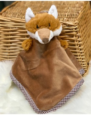 Fox Baby Soother Childrens