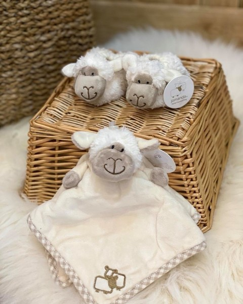 Sheep Baby Soother Childrens