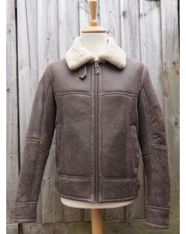 Sheepskin Flying Jacket Coats & Jackets