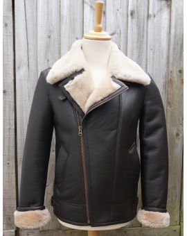 Fenland Sheepskin Flying Jacket