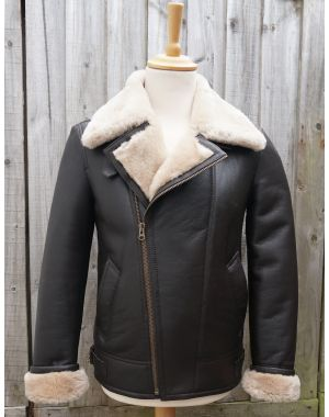 Fenland Sheepskin Flying Jacket Coats & Jackets