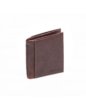 Tan Leather Credit Card Wallet Wallets