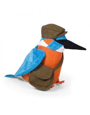 Dora Designs Doorstop - Alcedo The Kingfisher Doorstops