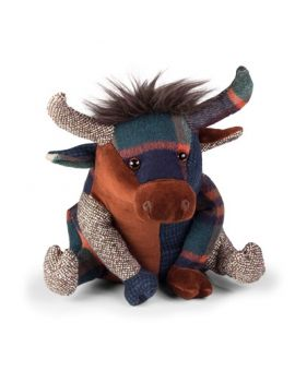 Dora Designs Doorstop - Highland Cow Doorstops