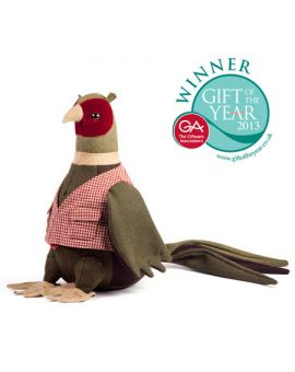 Dora Designs Doorstop - Mr Ringneck