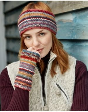 Wool Hand Warmers - Monterey Hats & Headbands