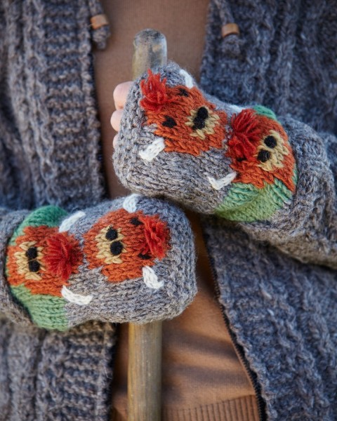Highland Cow Handwarmers Accessories