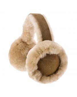 Ladies Sheepskin Earmuffs Hats & Huffs