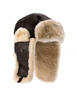 Sheepskin Pilot Hat - Shelford
