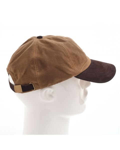 Wax Baseball Cap - Sand Hats