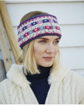 Wool Headband - Limoges Hats & Headbands