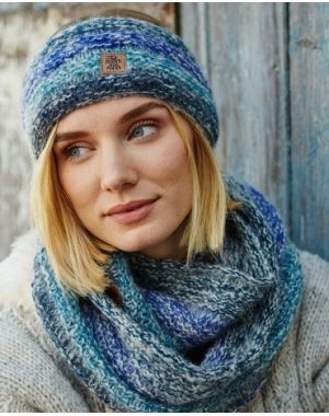 Blue Headband - Sierra Nevada Hats & Headbands