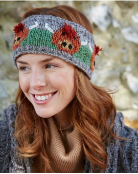 Highland Cow Headband Accessories