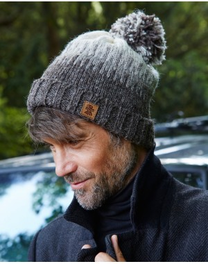 Wool Bobble Beanie - Heidelberg Hats & Caps