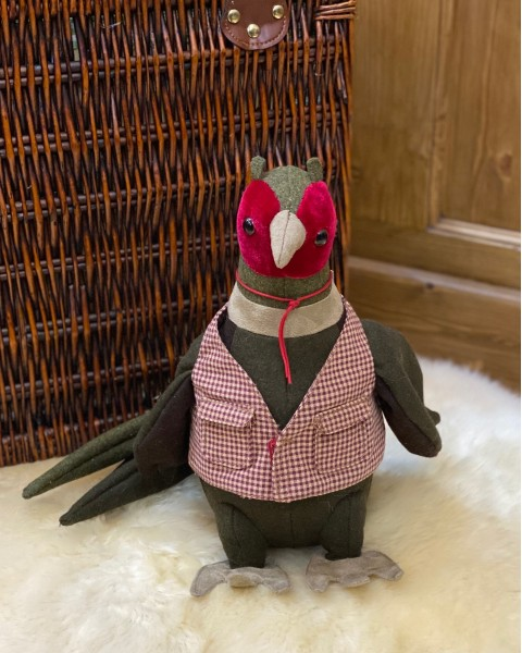 Dora Designs Doorstop - Mr Ringneck Doorstops