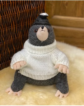 Dora Designs Doorstop - Markie Mole Home & Living