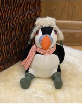 Dora Designs Doorstop - Pippin Puffin