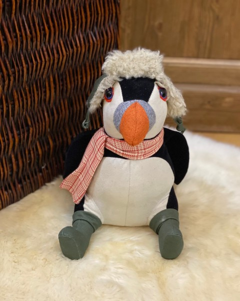Dora Designs Doorstop - Pippin Puffin Home & Living