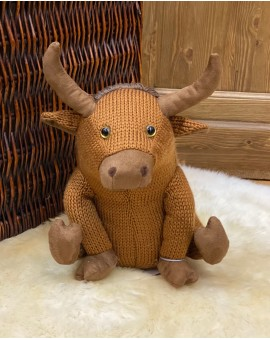 Dora Designs Doorstop - Mull The Highland Cow Home & Living