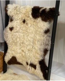 X Large Jacob Sheepskin Rug - No 1