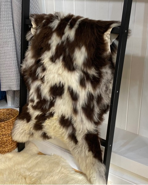 X Large Jacob Sheepskin Rug - No 3