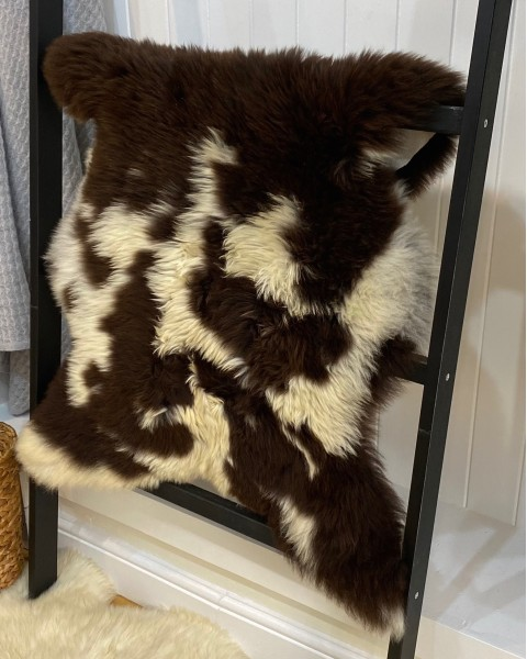 Medium Jacob Sheepskin Rug - No 23 Home & Living