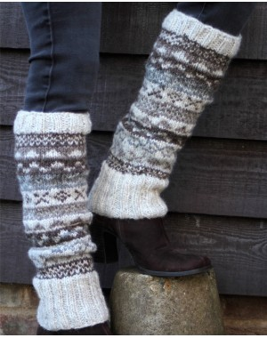 Wool Leg Warmers Accessories