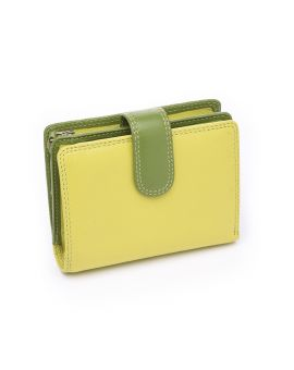 Green Leather Purse - Bali Purses