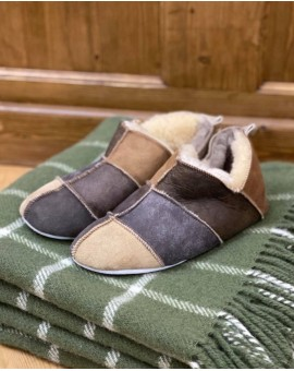 Sheepskin Slippers Nora Footwear