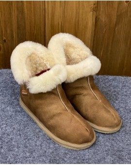 Sheepskin Boot Slippers Bella Footwear