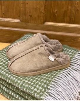Sheepskin Mule Slippers Hugo Mens
