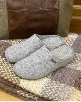 Wool Mule Slippers Cilla Footwear