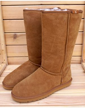 Ladies Tall Sheepskin Boots