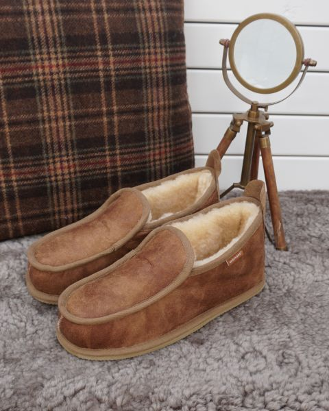 Sheepskin Slippers - Arne Footwear
