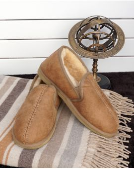 Sheepskin Slippers - Bosse Footwear