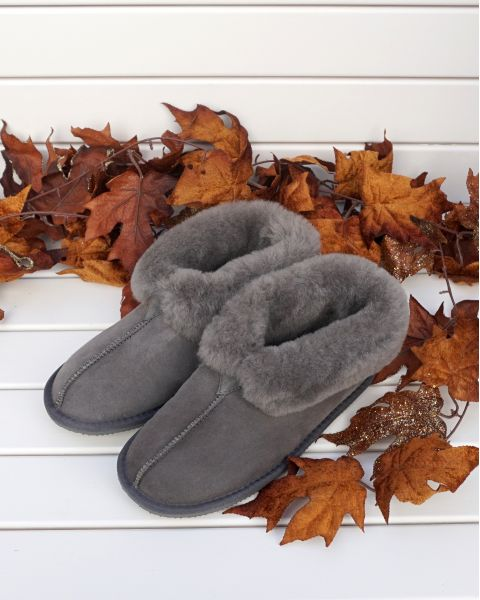 Sheepskin Bootee Slippers Camilla Footwear