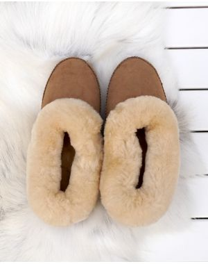 Sheepskin Slippers - Emmy Footwear