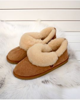 Sheepskin Slippers - Karin Footwear
